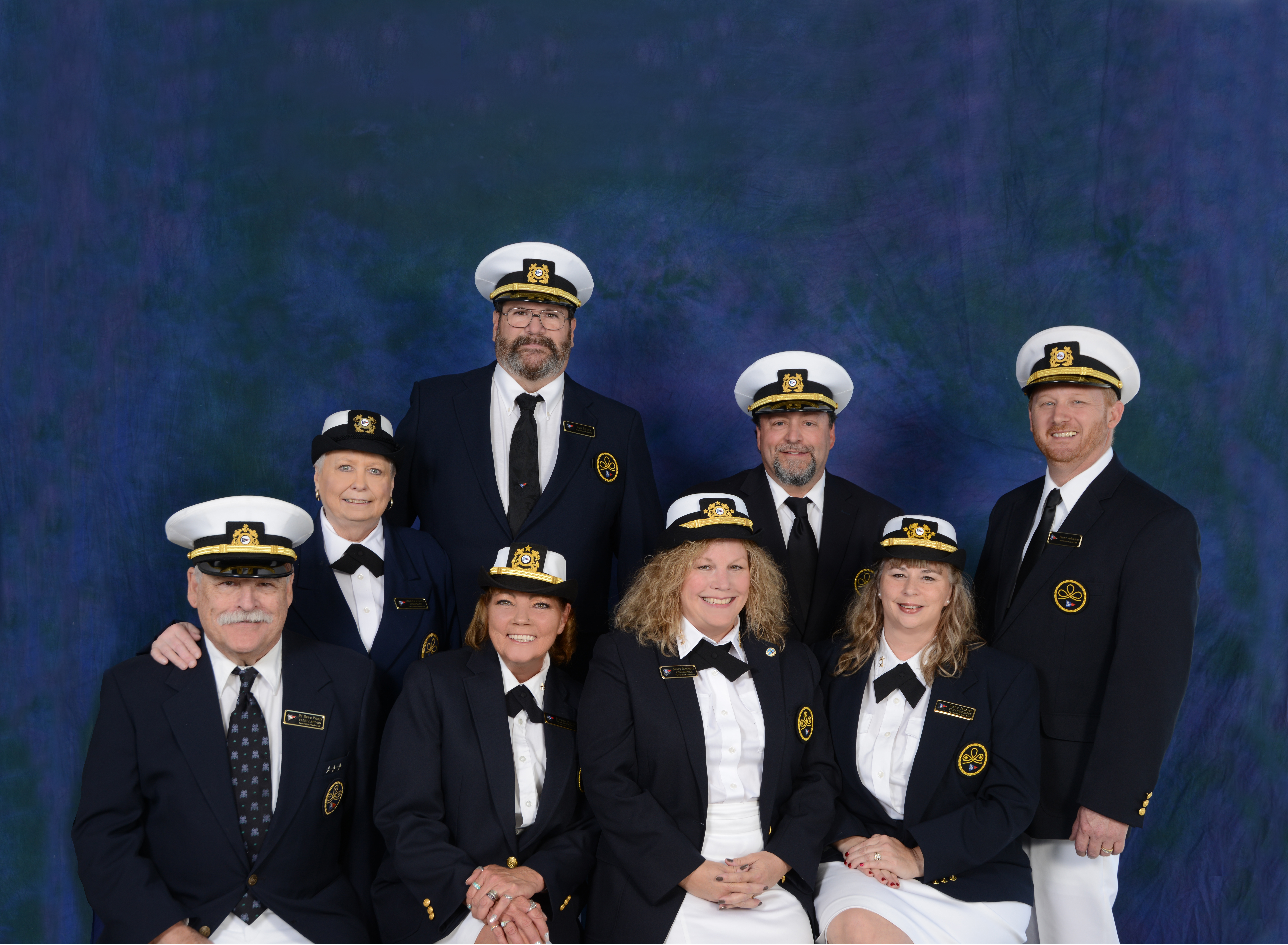 2017 ~ 2018 Officers and Spouses