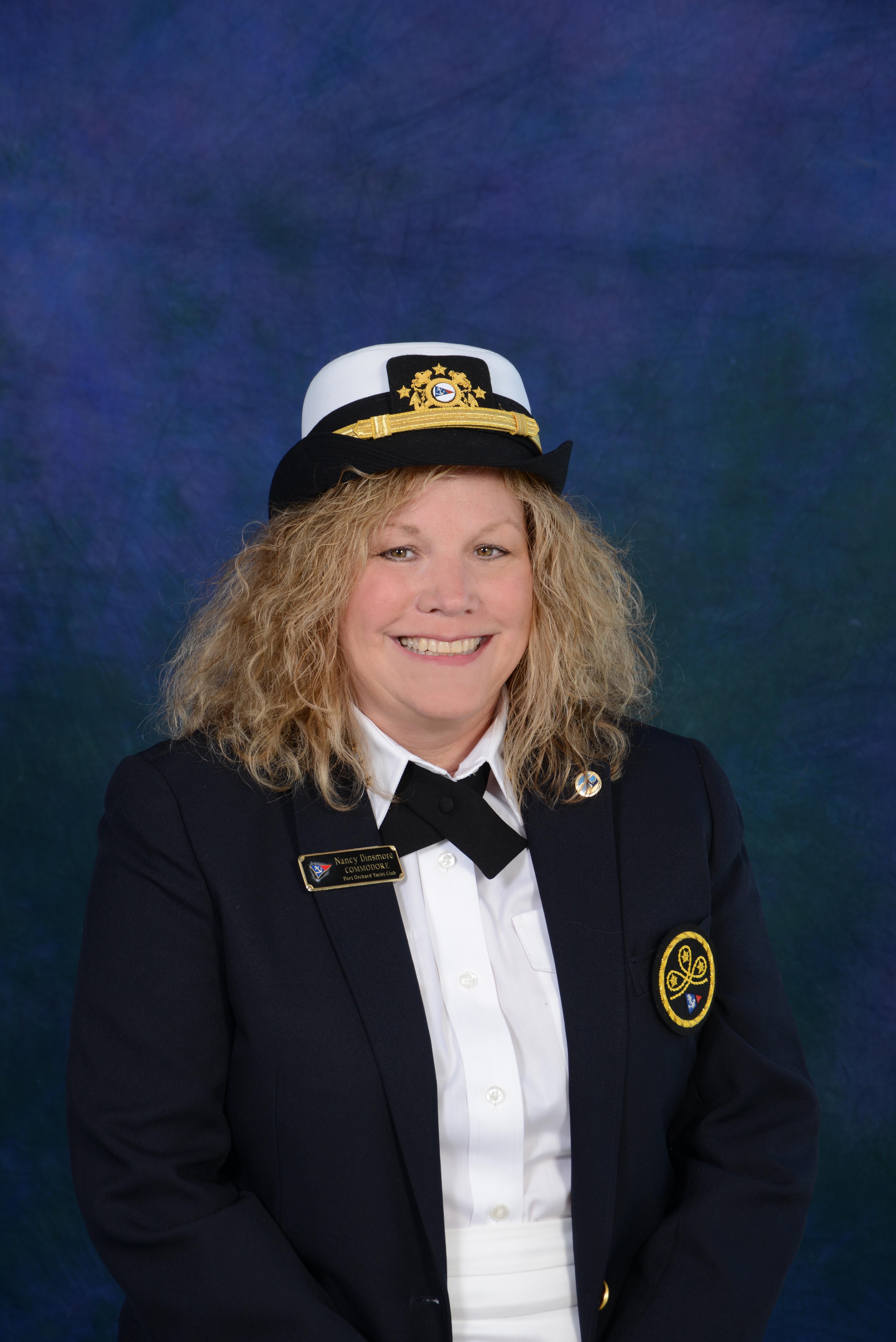 Commodore Nancy Dinsmore